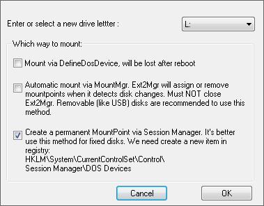 Ext2Fsd: доступ к файлам Ubuntu из Windows (драйвер Ext2, Ext3, Ext4 для Windows)