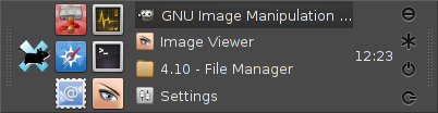 Xfce 4.10 tour