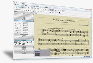 MuseScore – Свободная программа для набора музыкальных партитур