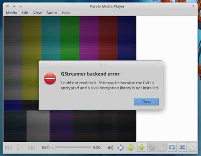 Как смотреть зашифрованные DVD в Xubuntu
