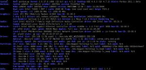 """Inxi — удобная утилита для сбора информации о системе и """"железе"""""""