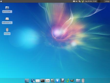 Xubuntu 11.10 OEM 86x и 64x