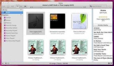 Noise – Официальный аудиоплеер Elementary