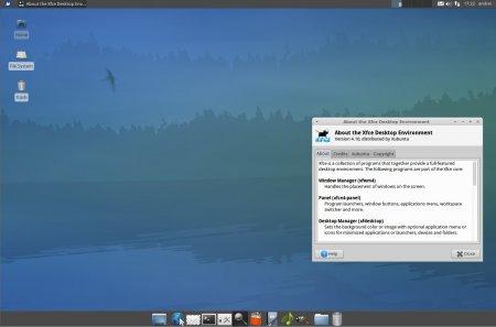 Установка XFCE 4.10 в Xubuntu 12.04