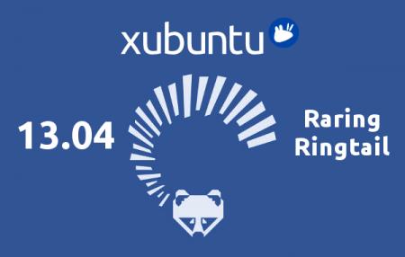 Релиз Xubuntu 13.04, Raring Ringtail