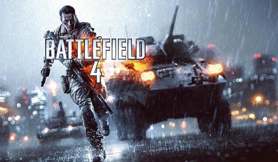 Скачать игра battlefield 4