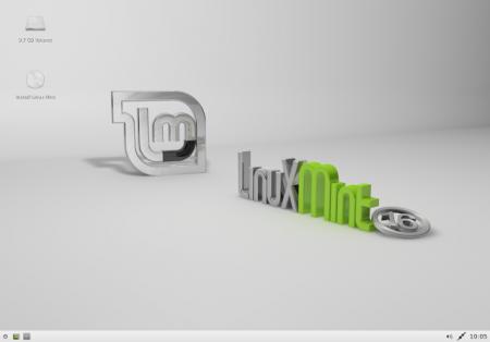 "Релиз Linux Mint 16 ""Petra"" Xfce"