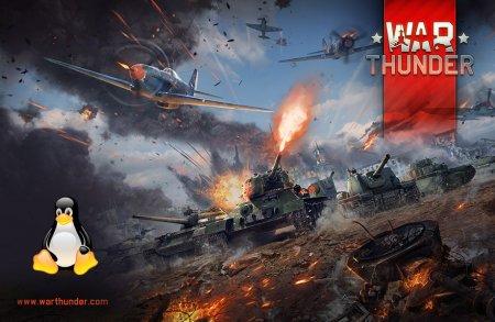 War Thunder теперь доступен на Linux