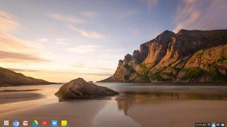 Chromixium OS - Chrome OS интегрированная в Xubuntu