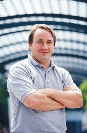 45 лет создателю Linux